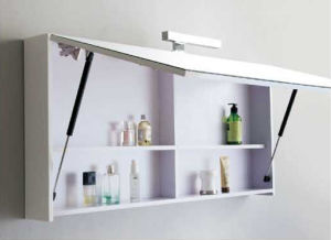 New fashion Hot Selling Modern Bathroom Cabinet with Certificate (SW-1306) pictures & photos