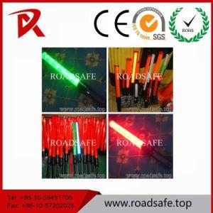 Traffic Signal Control Warning Stick LED Light Flashing Wand Baton pictures & photos