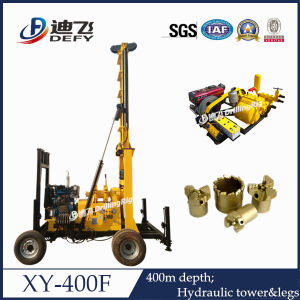 400m Water Well and Borehole Drilling Rig pictures & photos