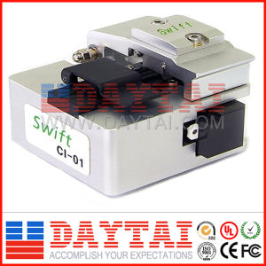 Swift Fiber Optic Cleaver for Single & Ribbon Fiber Cables pictures & photos