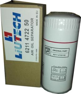 Air Screw Spare Parts Liutech Oil Compressor Filter pictures & photos