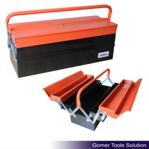 Lockable Steel Tool Box (T13106)
