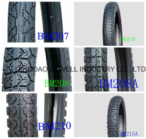 High Quality Motorcycle Tyres Tires with Best Price for All Customer (275-18, 80/90-17, 110/90-17,) pictures & photos
