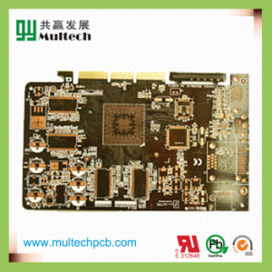 10 Layer HDI PCB/Blind/Burry PCB Board/Multilayer PCB