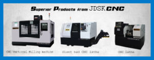 CNC Auto Manufacturing Machine Turning Lathe pictures & photos