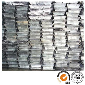 Factory Price Pure Lead Ingot 99.90% -99.994% pictures & photos