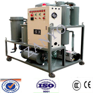 Zym Mobile High Vacuum Lubricating Oil Purifier System pictures & photos