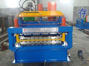 Top Quality CNC Roofing Tile Forming Machine