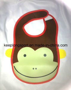 Fashion and Customized Neoprene Baby Bibs pictures & photos