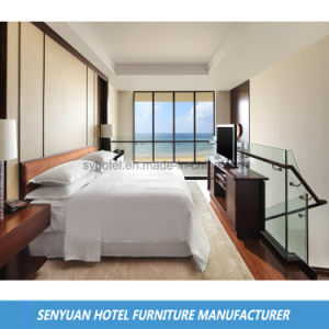 Hotel Bedroom Single Bed Customized Furniture (SY-BS58)