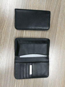 Genuine Leather Phone and Card Holder Purse