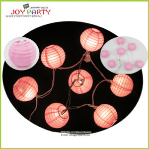 """Christmas Tree Ornament 3"""" Paper Lantern String Light Fairy Light pictures & photos"""