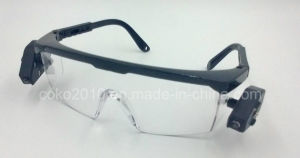 New LED Light Safety Glasses Protective Goggles pictures & photos