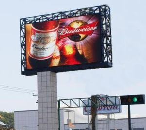 LED Advertising Video Wall (LS-O-P16) pictures & photos