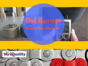 Gel Burner Quality Control Service, Gel Burner Inspection pictures & photos