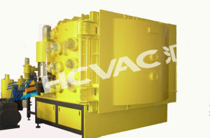 Golden Plating Machine /PVD Vacuum Coating Plant (LH) /PVD Coating Machine pictures & photos