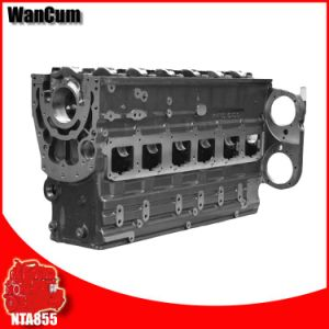 Cummins Nta855 Engine Parts Cylinder Block 3081283 pictures & photos