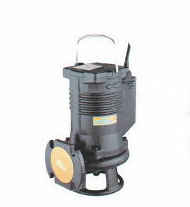Stainless Steel Sewage Pump with Cutter Crushing Device pictures & photos