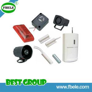 Electronic Siren/Piezo Alarm/Magnetic Contact Piezo Alarm pictures & photos