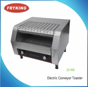 Industrial Electric Conveyor Toaster for Slices Bread pictures & photos