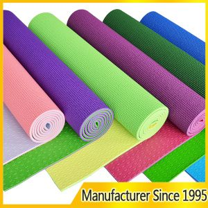 Natural Rubber Yoga Mat, Yoga Mat Natural Rubber