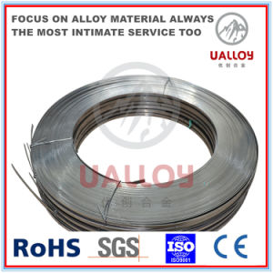 0.8*180mm Ni35cr20 / N40 Resistance Heating Tape for Resistor for Railway pictures & photos