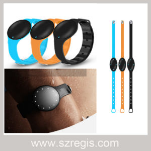 Bluetooth Silicone Health Pedometer Sport Fashion Smart Bracelet pictures & photos