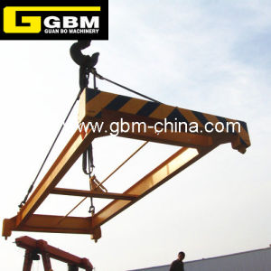 Simple Mechanism Semi-Automatic Container Spreader Lifting Autotic Fixed Container Spreader pictures & photos