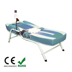 Wholesale Automatic Thermal Therapy Jade Massage Bed pictures & photos
