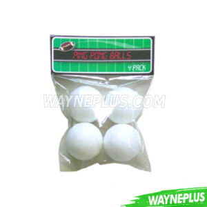 Giveaway OPP Bag Packing Ping Pong Ball - Wayneplus