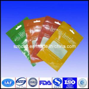 5g Aluminum Foil Tobacco Bags Plastic Ziplock Tobacco Bag pictures & photos