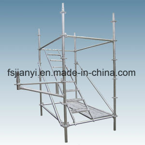 Multipurpose Construction Platform Ringlock Scaffolding pictures & photos