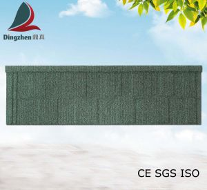 Color Stone Coated Zinc Aluminum Roofing Sheet