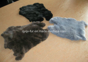 Factory Wholesale High Quality 100% Rex Rabbit Skin pictures & photos