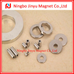 Permanent NdFeB Ring Magnet