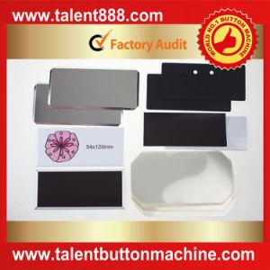 Talent Factory 54X120mm Rubber Magnet Button pictures & photos