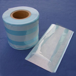 Hospital Use Disinfecting Pouch/Sterile Pouch/Gusseted Sterilization Roll pictures & photos