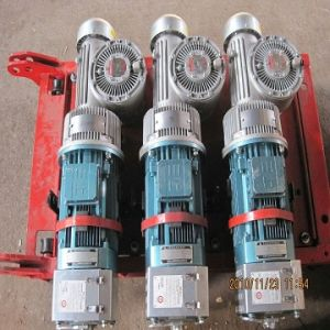 Durable Trible or Double Motors and Reducers for Construction Lift pictures & photos