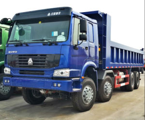 SINOTRUCK HOWO Tipper Truck 8X4 Dump Truck for Rwanda pictures & photos