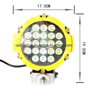 63W Interior Tank Lights, LED Car Work Lamp pictures & photos