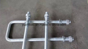 Q235 Ground Screw, Screw Bolt, Anchor Bolt pictures & photos
