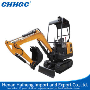 Hjh18 Hydraulic 1.8t Crawler Excavator for Sale pictures & photos