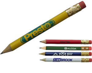 Promotional Pencil with Customer Logo Printing pictures & photos