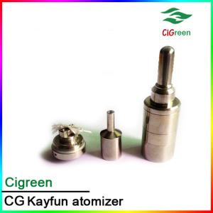 Electronic Cigarette Kayfun Atomizer Steam Turbine Atomizer