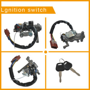 Electric Vehicle Ignition Lock