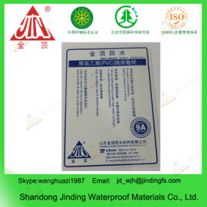 Building Construction PVC Waterproof Material Waterproof Roof Membrane pictures & photos