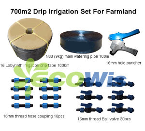 700 Sqm Drip Irrigation System for Farmland (HT1127) pictures & photos