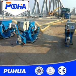 Mobile Shot Blast Machine for Concrete Surface Cleaning pictures & photos