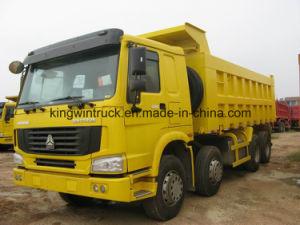 HOWO Brand 30 Tons 8X4 Driving Dump Truck