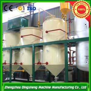 1-500t/D Soybean Oil Physical Oil Refining pictures & photos